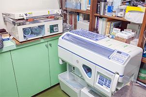 小鳥のセンター病院・調剤室